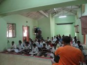 Pranavopasana (Chanting of the sacred OM)